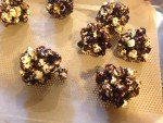 The Mitsitam Café Cookbook Inspires a Dinner Celebrating Virginia Peanuts, Salmon & Celery Root, With Maple Popcorn Balls For Dessert