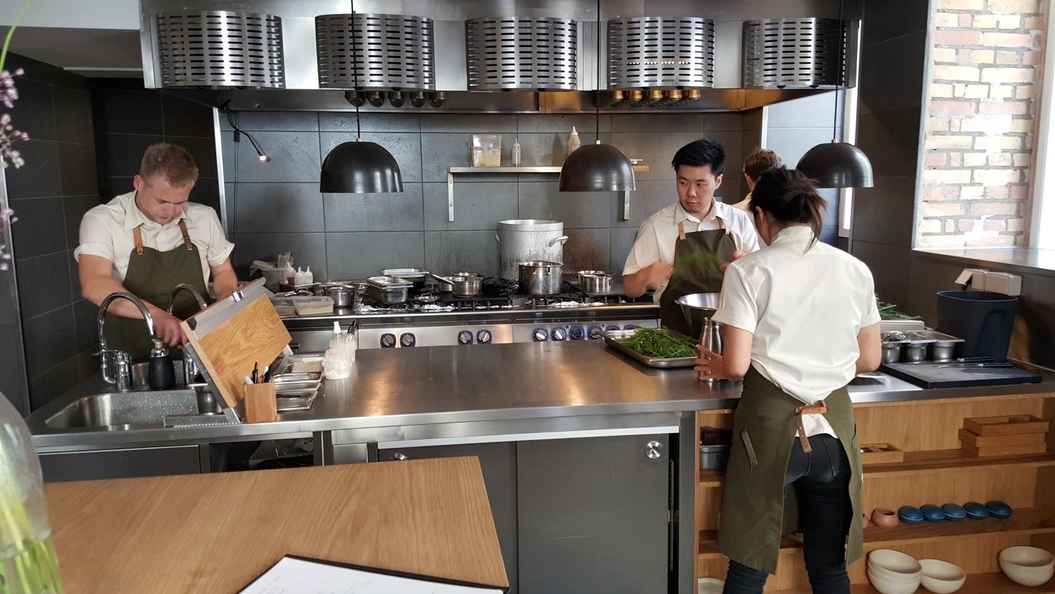 A Chef S Kitchen Williamsburg