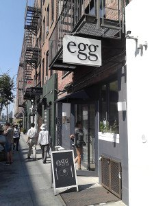 Brooklyn's mecca for farm to table breakfast: egg in Williamsburg