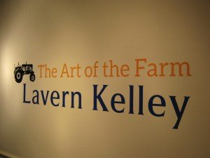Retrospective solo exhibit of Lavern Kelley's folk art at the Fennimore Museum on display until 12/31/15