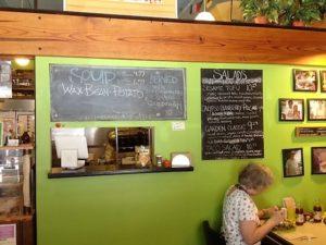 Maggie's, a cozy café in Lincoln, Nebraska
