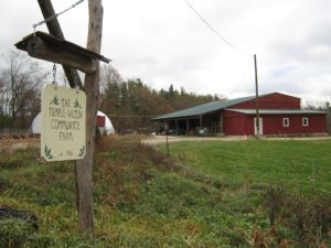 The Temple-Wilton Community Farm, the oldest continuously operating CSA in the United States