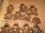 12 Gingerbread Boys, Plus A Mom & A Dad, Inspired By Heirloom Recipe from Pleasant View Farm