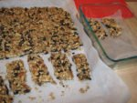 Springtime Energy Boost: Homemade Cherry Almond Granola Bars