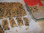 Springtime Energy Boost: Homemade Cherry Almond Granola Bars