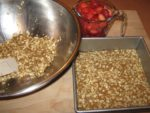 """Delicious & Wholesome: Oatmeal Strawberry Squares From Beatrice Trum Hunter's Trail-Blazing """"The Natural Foods Cookbook"""" From 1961"""
