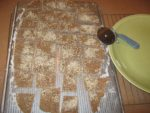 Delicious Cracker Recipe:  Homemade With Organic & Local Whole Grains