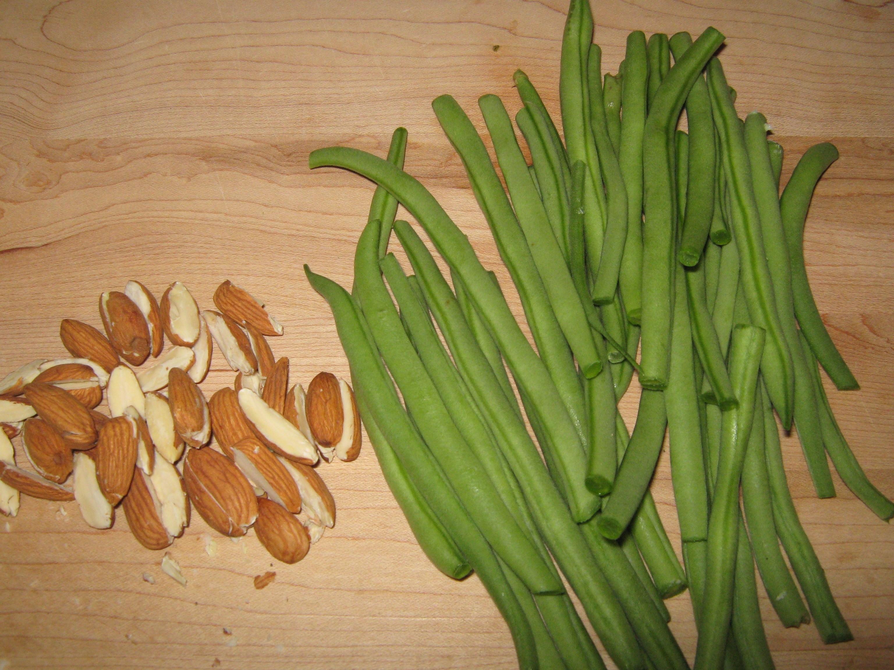 sliced green beans - HD3072×2304