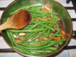 The Most Delicious Green Beans: Fedco's Haricots Verts Prepared Almondine