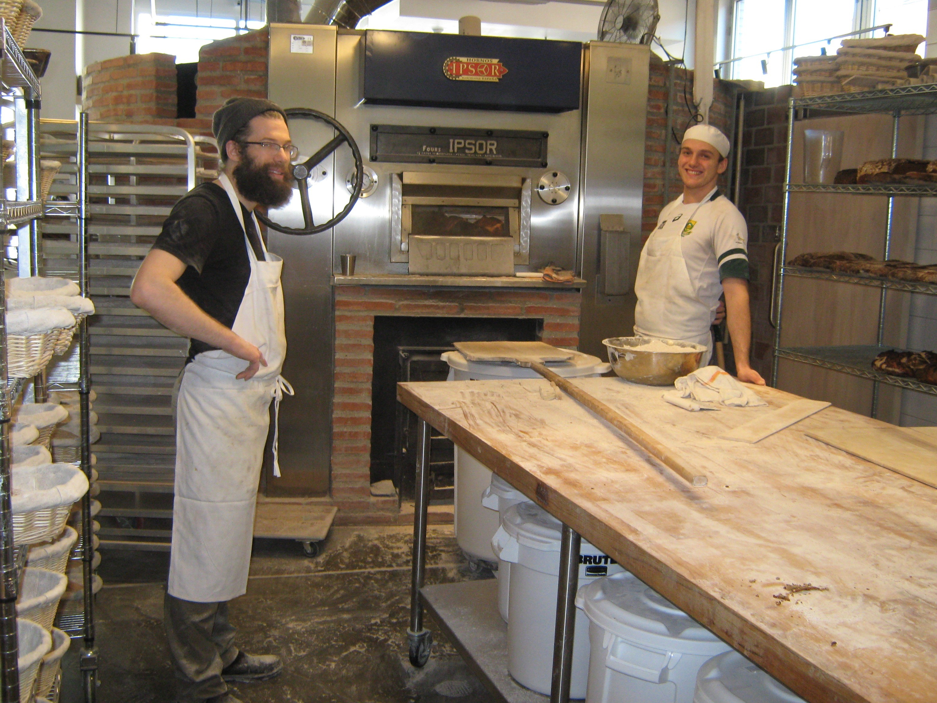 A Revitalized Local Grain Culture of Farmers, Millers & Bakers Producing Wonder(ful) Bread