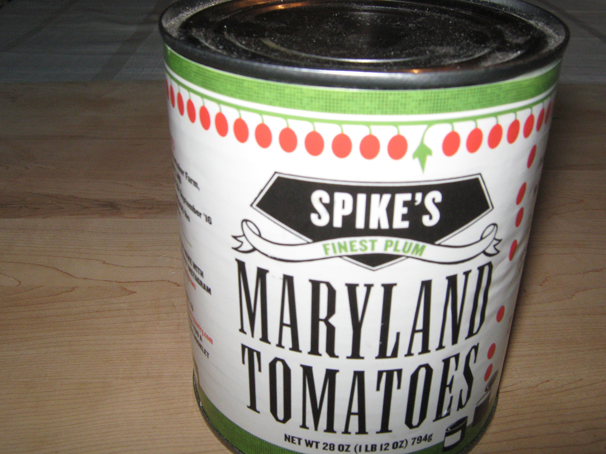 3 Cheers for Woodberry Kitchen's Spike Gjerde & His Canned Maryland Tomatoes: Know Where Your Tomatoes Come From