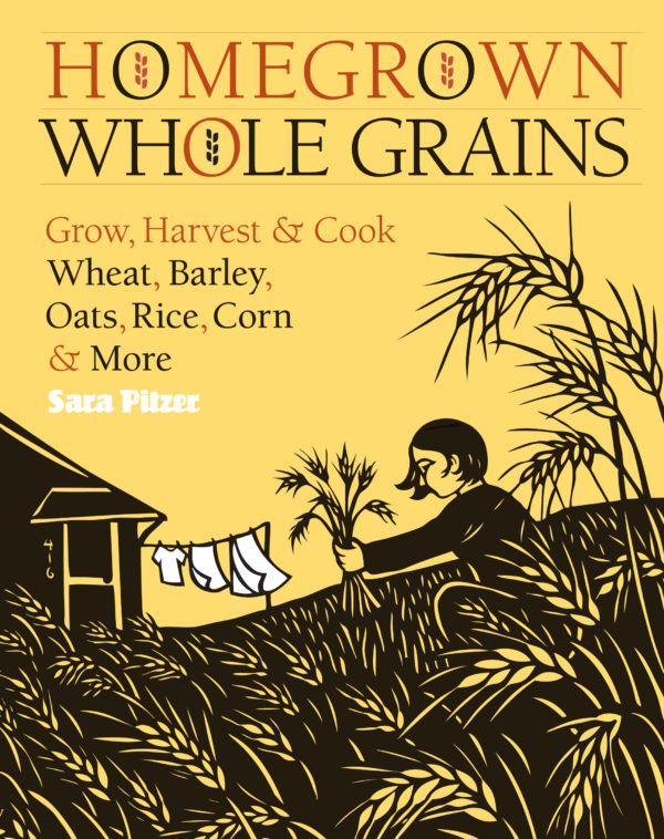 How to Grow, Harvest & Cook Whole Grains: Clear Advice From An Expert