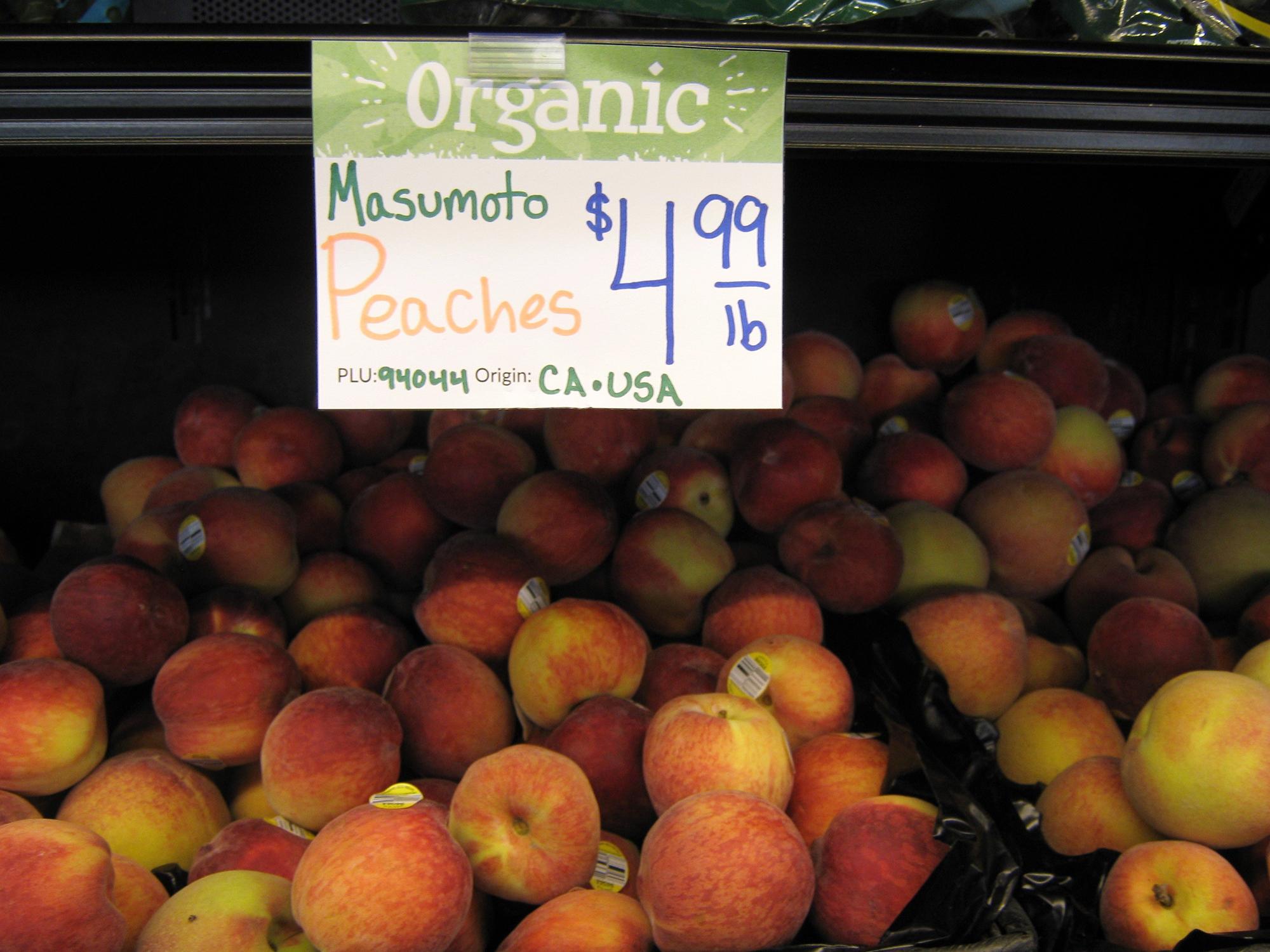 Peach Farmer David Mas Masumoto Receives Organic Pioneer Award From Rodale Institute