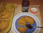 Maple Walnut Pumpkin Muffins: Easy to Make With One Bowl & Only 2 Wet Ingredients