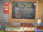 March 2020: Now More Than Ever, Time To Sign Up For a Farm Share In A CSA